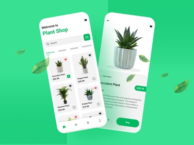 Plant Shop E-Commerce App design mobile app ui ux design plant shop plant app android app design ios app design mobile uiux mobile app ui design mobile ui mobile app ecommerce design ecommerce app ecommerce uiuxdesign uiux design uxdesign uidesign ui  ux design ui design ux ui