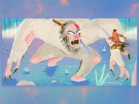 Sekiro's Guardian Ape