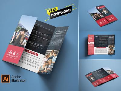 Free Single Gatefold Brochure Download freelance free psd free premium download free print design free design free download free ai free brochure freebie free