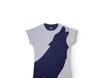 Puppy Art T Shirt Design psd illustration premium new mockup latest design tshirt art puppy