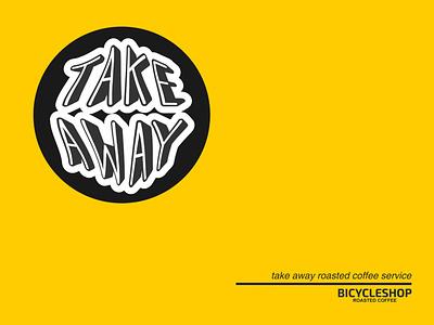 TakeAway Logo branding logo graphicdesign design