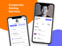 Corporate Dating Service.