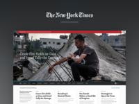 NYTimes.com Redesign
