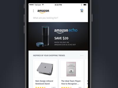 Amazon Mobile Refresh