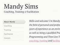 Mandy Sims
