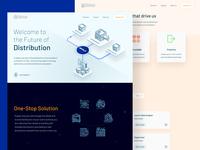 Website Design web google interface design popular shot website builder design landing page illustration ux design ui design website design website