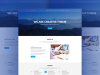 MAX l One Page Business Agency