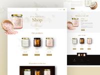 Maters & C - e-commerce Project
