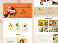 LeverAyush Website Design Concept For Bangladesh