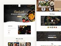 Resturant Website