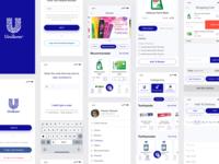 Unilever Ecommerce Mobile App [Concept] AXD