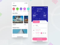 Flight Booking App Exploration