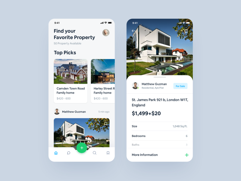 Property App apartment flat uiuxdesign userexperiencedesign android app appdesign sell application design web interface design home ecommerce property illustration ui ux ios app mobile app app