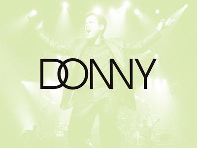 Donny Osmond Logo