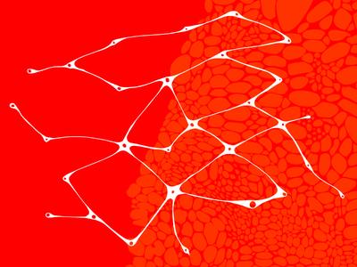 Abstract Organic Shapes 4