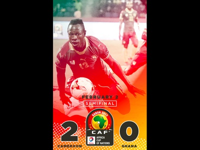 February 2 - Africa Cup of Nations
