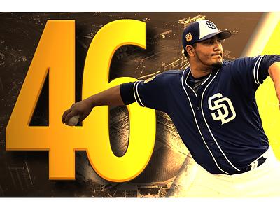 June 9 - Royals vs Padres gameday sports design graphic design baseball san diego padres