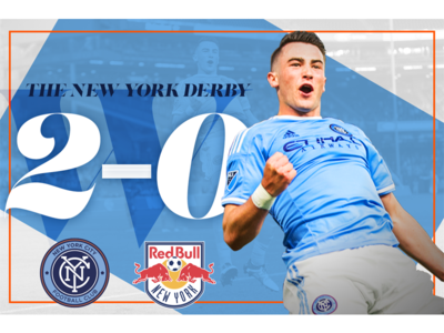 June 24 - NYC Derby
