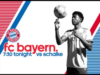 September 19 - Bayern Munich vs Schalke