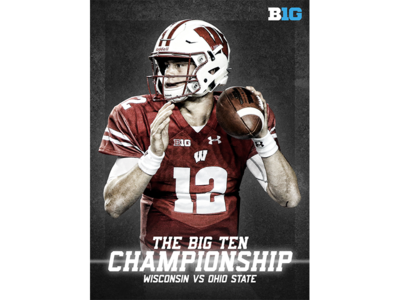 December 2 - Wisconsin vs Ohio State
