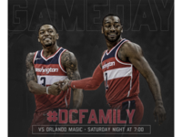 December 23 - Washington Wizards vs Orlando Magic
