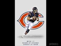 December 31 - Bears vs Vikings