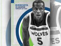 December 27 - Wolves vs Denver
