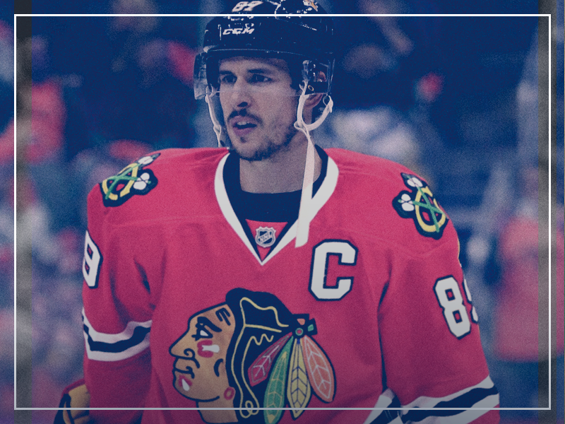 separation shoes aa58b 43493 Sidney Crosby Jersey Swap by Tim Hamilton on Dribbble