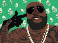Rick Ro$$, The Baw$e