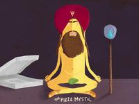 PIZZA MYSTIC