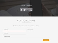 Sublimeo Contact Form