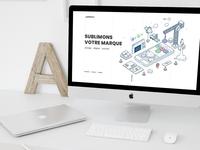 Sublimeo Website 10th anniversary