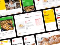Responsive Website - JD Alimentos