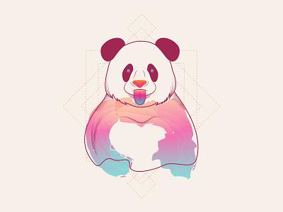 Panda Bear pendura lá urso panda bear panda panda bear