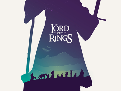 Lord Of The Rings poster senhor dos anéis boromir aragorn legolas gimli sam frodo gandalf lort lord of the rings