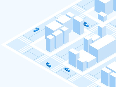 Isometric City startup illustration isometric perspective isometric city city in perspective street cars city parking
