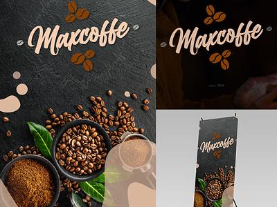 coffe bundle branding illustration coffeeshop coffee catalogue logo design concept colorful brown aesthetic
