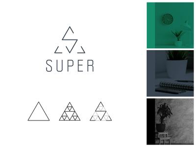 Super Agencija Logo Design