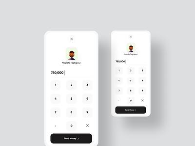 Finance Mobile app wallet payment bank app branding financial finances bank banking finance designer mobile app app design design clean ux interface mobile ui minimal daily ui