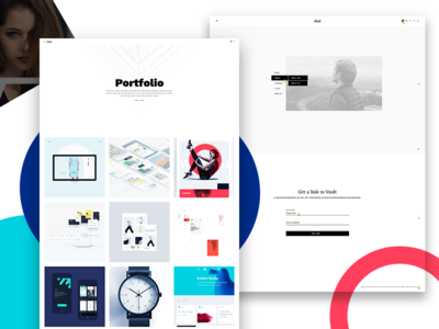 Zeal - Creative Portfolio & Blogging Theme