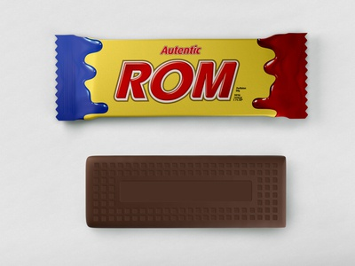 Redesign the Wrapper of Your Favorite Chocolate Candy!