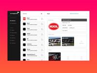 Automotive application design