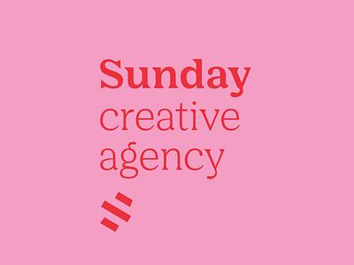 Sunday - Rebranding branding design creative design creative logo branding logo design branding logo design concept logo designer logo logodesign