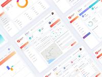 Expenses   Mileage Tracker Dashboard Design V2