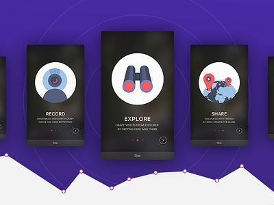Anarko IOS face-tracking design tips intro userexperience userinterface ios-ui iphone-ui ui mobile-app iphone ios