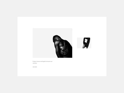 Fashion Theme concept design fashion minimalist minimal bootstrap theme web design ui ux website web