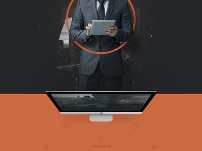 Luxury Meets Productivity event site web design website web