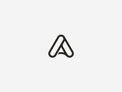 Angle Logo Mark brand identity minimal branding logo design mark logo