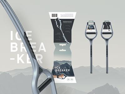 Ice Breaker Packaging Design print packaging design design product packaging