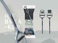 Ice Breaker Packaging Design